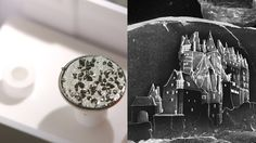 These Tiny Castles Fit On A Single Grain Of Sand - http://news-ninja.com/these-tiny-castles-fit-on-a-single-grain-of-sand/