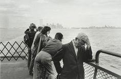 New York, 1987, by Arno Fischer