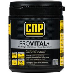 CNP Professional Pro Vital | Vitamins and Minerals - The UK's Number 1 Sports Nutrition Distributor | Shop by Category – The UK's Number 1 Sports Nutrition Distributor | Tropicana Wholesale