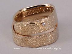Modell 237.....die Jahresringe eines Baumstammes...... Gold, Wedding Rings, Engagement Rings, Jewelry, Fashion, Scale Model, Handarbeit, Schmuck, Gifts