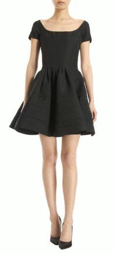 A perfect little.black dress