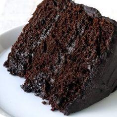The Most Amazing Chocolate Cake Matilda Kuchen, Matilda Cake, Easy Cake Recipes, Sweet Recipes, Baking Recipes, Dessert Recipes, Halal Recipes, Venison Recipes, Cake Recipes From Scratch