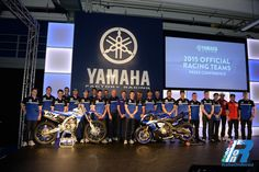 Yamaha a caccia di gloria con i propri Team Racing 2015 http://www.italiaonroad.it/2015/02/12/yamaha-a-caccia-di-gloria-con-i-propri-team-racing-2015/