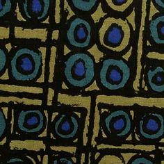 Textile design by Juhani Konttinen, 1960-63