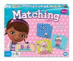 doc mcstuffins match game - Google Search