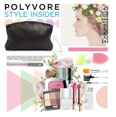"""""""What Is In My Make Up Bag..?"""" by thisislettie ❤ liked on Polyvore featuring beauty, Deborah Lippmann, BAGGU, Whiteley, LSA International, Too Faced Cosmetics, L'Oréal Paris, MAC Cosmetics, Nails Inc. and Urban Decay"""