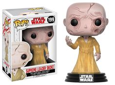 Star Wars: The Last Jedi POP! Vinyl Figure - Supreme Leader Snoke @Archonia_US