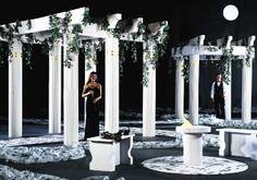 Decor ideas for greek bday