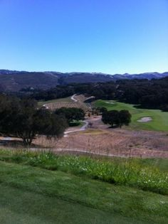 Media hole at Carmel valley ranch golf course. Beautiful and I played pretty well. Carmel Valley Ranch, Monterey Peninsula, Golf Courses, Mountains, Sayings, Create, Travel, Beautiful, Viajes