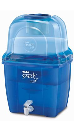 Specification of Tata Swach Smart Saphire 14 L Gravity Filter Water Purifier : Purification Method - 2 Purification Stages with Gravity Filter, Storage Tank - Food Safe Non Toxic Detachable Storage Tank, Translucent & sturdy Body. Its Silver nanotechnology effectively destroys bacteria and viruses