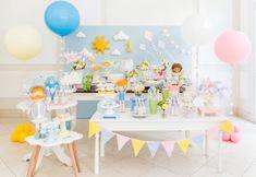 Festa Infantil | Mundo Bita em Candy Color | Vestida de Mãe | Blog sobre Gravidez, Maternidade e Bebês por Fernanda Floret