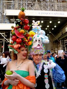 Easter Parade, New York, Fifth Avenue, April, 2015