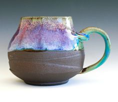 Large Coffee Mug by ocpottery