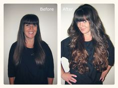 The Safest and Cheapest Hair Extension Method for Short and Thin Hair