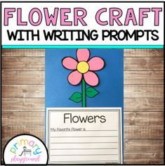 Flower Craft With Wr