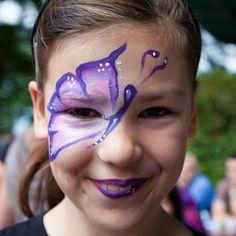 51 Beste Afbeeldingen Van Schmink Vlinders Butterfly Makeup Face