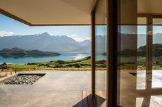 Aro Ha Wellness Hotel in New Zealand.