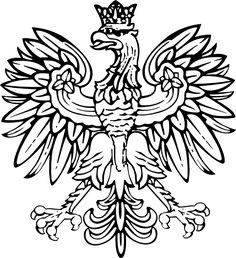 Poland designs | Polish Eagle clip art - vector clip art online, royalty free & public ...