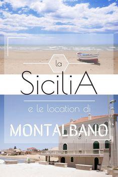 Se andate in Sicilia, no potete perdervi le location in cui sono girati gli episodi del Commissario più famoso della TV: Montalbano! Vi dico quali sono e dove trovarle!