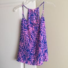 Lilly Pulitzer Rollin In The Grass Rory Silk Top NWOT. Will sell for $70 shipped through ️️. No trades. Lilly Pulitzer Tops