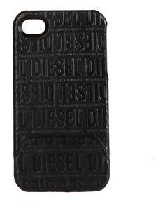Custodia iphone 4-4s Bianco DIESEL - Autunno Inverno - titalola