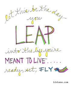Learn about New Thought and the law of attraction. Come explore these philosophies and enjoy a positive life perspective! Leap Day Quotes, Me Quotes, Daily Quotes, Famous Quotes, Happy Leap Day, Free Doodles, Hippie Quotes, Go Getter, New Thought