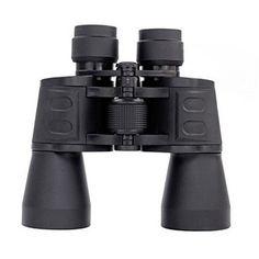Central Adjustment Zoom Focus Portable Binoculars Multi-Coated 10x50 Night Vision