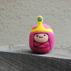 Adventure Time Wool Toys | Flickr - Photo Sharing! - doll