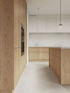 #wood #kitchen #design #minimalist