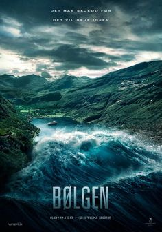 the wave movie poster The Wave: Norway Sets the New Bar for Disaster Movies