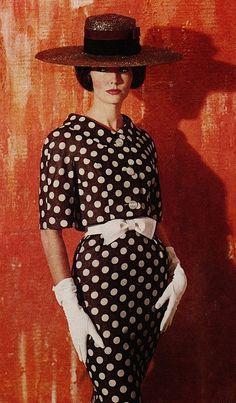 1950's vintage fashion