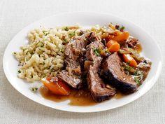 Get Food Network Kitchen's Sauerbraten Recipe from Food Network