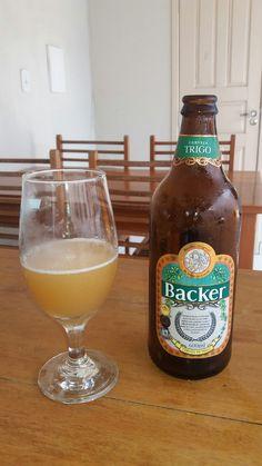 Tem mineirinha tbm!!! #beer #weissbeer #backer #cervejadetrigo #cervejamineira