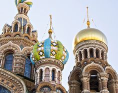 Vanha ja trendikäs kohtaavat Pietarissa
