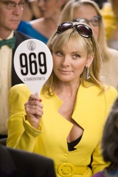 """Kim Cattrall in """"Sex and the City"""""""