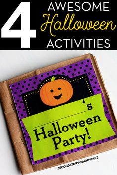 Halloween Fun: Carving Out Time to Learn