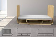 The Growing Bed - IcreativeD, clever design