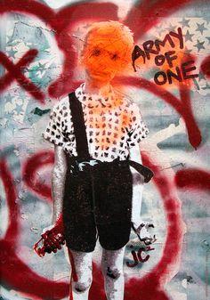 NYC Soho Street Art