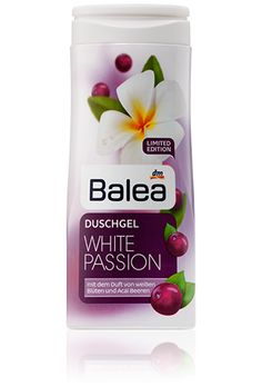 Balea White Passion