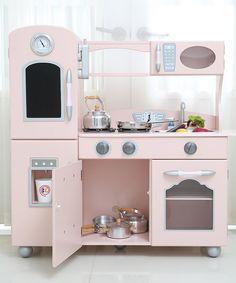 Pink Play Kitchen | zulily