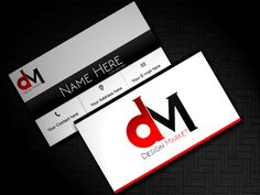 design UNIQUE business card and do 2 realistic mockups by pro_designing