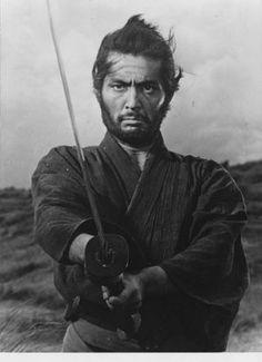 Tatsuya Nakadai.