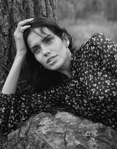 visual optimism; fashion editorials, shows, campaigns & more!: in full bloom: amanda wellsh by jai odell for the edit by net-a-porter 18th june 2015