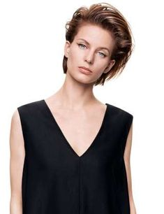 The fall-winter trend haircuts - # . Pixie Styles, Short Hair Styles, Winter Trends, New Hair, Your Hair, Parisian Chic Style, Trendy Haircuts, Hair 2018, Pixie Haircut