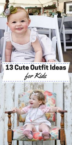 13 Cute Outfit Ideas for Kids