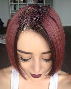 Glitter Roots #glitterroots #planbhair #planbhq www.planbhq.ca                                                                                                                                                                                 More