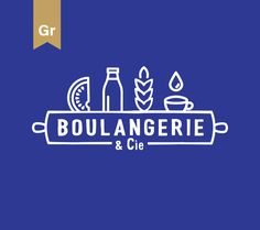 """Check out this @Behance project: """"Boulangerie & Cie"""" https://www.behance.net/gallery/33150743/Boulangerie-Cie"""