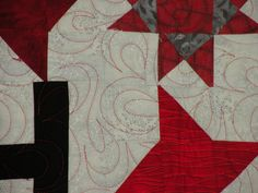 OSU+Placemat+Pattern+by+Raggedy+Ruth+Designs+at+Creative+Quilt+ ... : ohio state quilt kits - Adamdwight.com