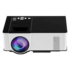 in the picture:Video Projector, Dinlly Portable LED Projector 1500 Lumens 180 Inch Screen Projector 1080P Home Cinema Theater Projection Machine with USB HDMI AV Support PC Laptop XBOX TV Box Smart phone-BW lots of color options – get more info:https://www.amazon.com/dp/B073VJYHWB    Welcome t...