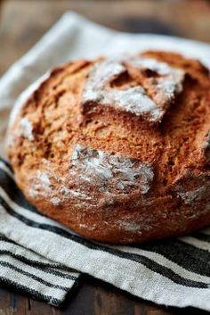 Sourdough Rye Bread, Rye Bread Recipes, Rye Flour, Instant Yeast, Dry Yeast, Smoked Salmon, How To Make Bread, Banana Bread, Homemade